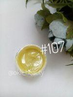 Гель №107 с перламутром для ногтей,  5 грамм