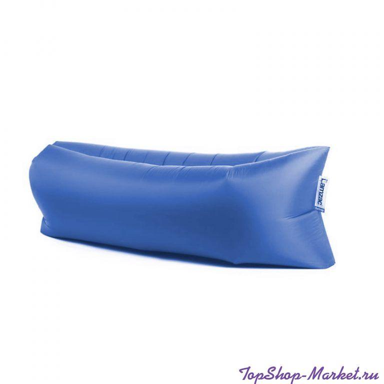 Надувной матрас гамак LAMZAC (Ламзак) Диван Биван, Цвет: Синий