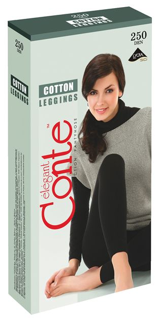 леггинсы CONTE Cotton leggings 250