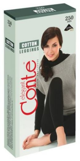 леггинсы CONTE Cotton leggings 250