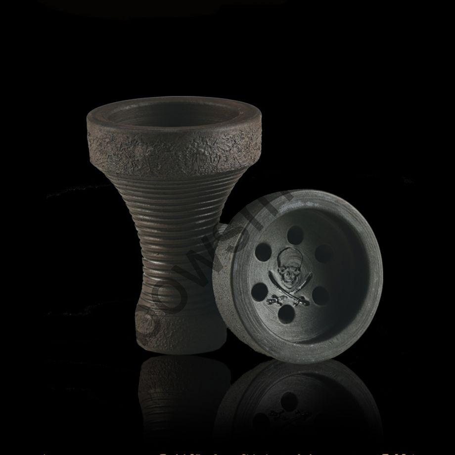 Глиняная чаша Tortuga Черная Метка
