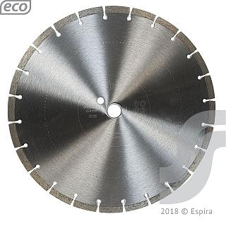 Диск алмазный по бетону 350мм
