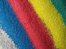 Песок цветной (100 г)