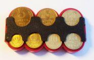 Монетница с разменными монетами СССР