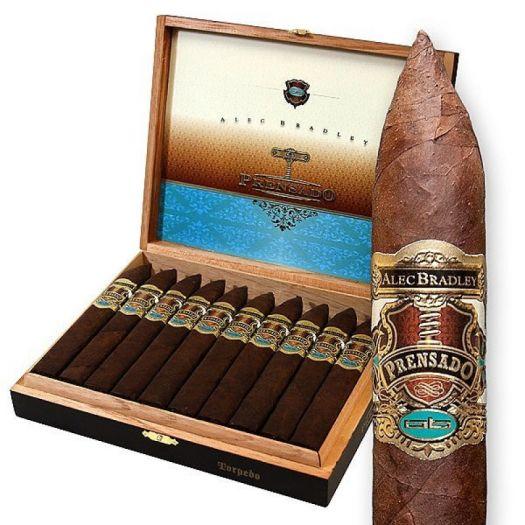 Сигары Alec Bradley Prensado Torpedo (20)