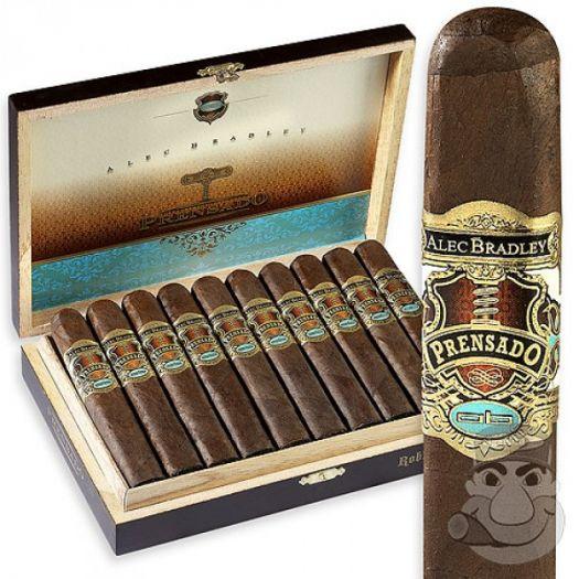 Сигары Alec Bradley Prensado Churchill (20)