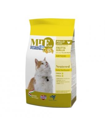 Сухой корм для стерилизованных кошек Forza 10 Cat MR Fruit Neutered Giallo