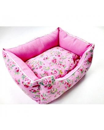Ch Лежанка Розовый сад