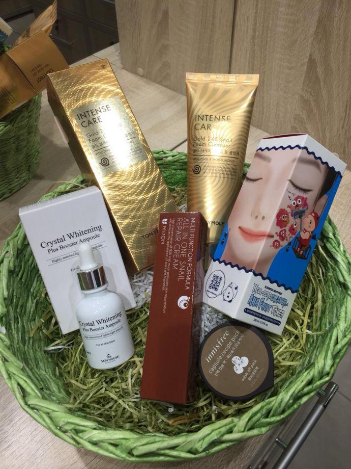 Лимитированный Beauty Box №3 против пигментных пятен