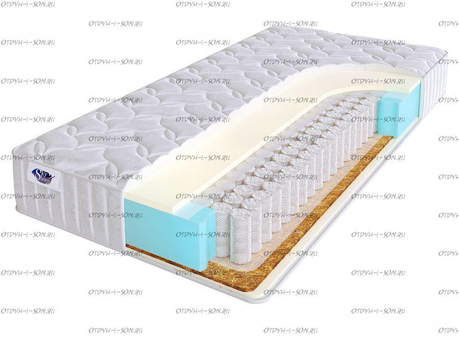 Матрас Joy Medium Vario Sky Sleep S500