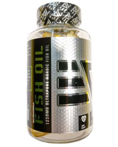 Epic Labs Fish Oil 1250 mg, 60 caps._