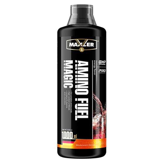 Amino Magic Fuel от  Maxler, 1000 мл
