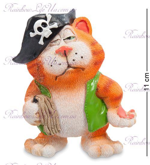 """Фигурка кот пират """"W.Stratford"""""""