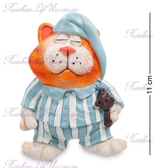 """Фигурка кот в пижаме """"W.Stratford"""""""