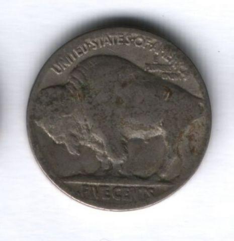 5 центов 1936 года США