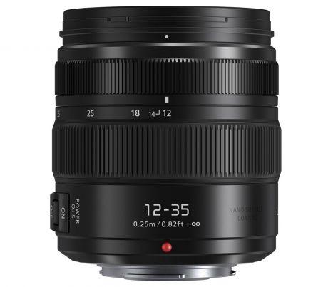 Panasonic 12-35mm f/2.8 II ASPH. O.I.S. Lumix G X Vario (H-HSA12035)