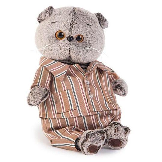 Кот Басик в шелковой пижамке Ks25-065