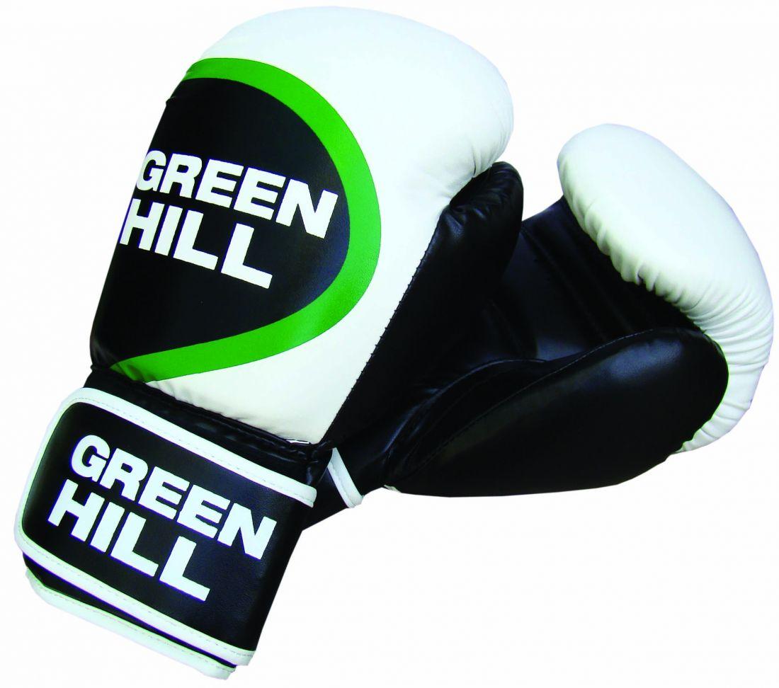 Перчатки боксерские GREEN HILL WINNER BGW-2212