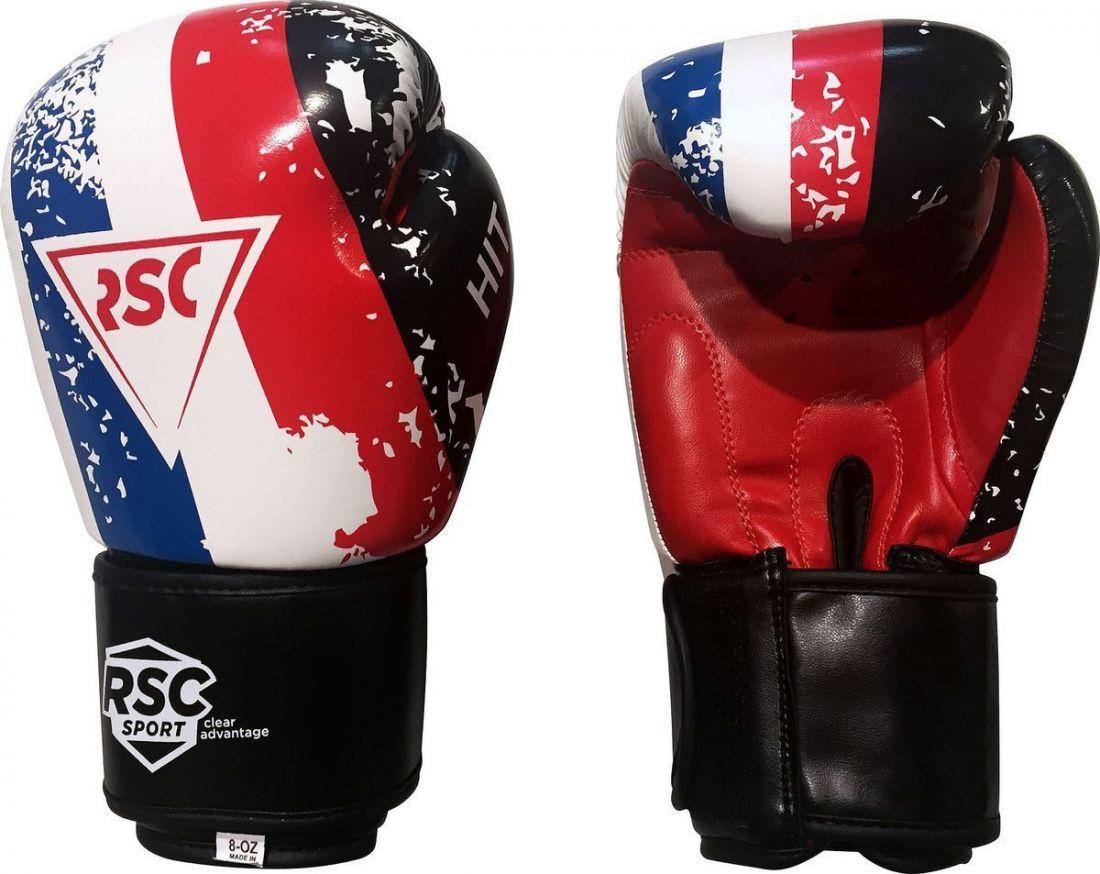Перчатки боксерские RSC HIT SB-01-146