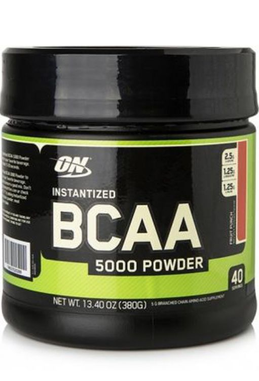 BCAA 5000 Powder Optimum Nutrition 380 гр
