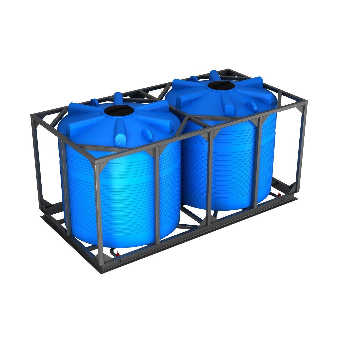 Кассета стандартная ЭВЛ 5000/115 синий х 2 шт