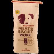 Magnusson Work (Meat&Biscuit) 14 кг. Корм для активных собак Магнуссон Ворк .