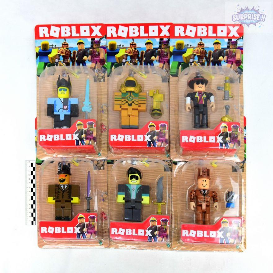 Roblox фигурка героя с аксессуарами 12.5см