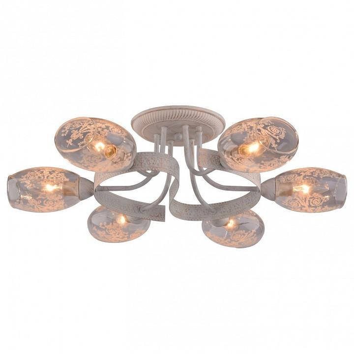 Люстра на штанге Arte Lamp Bettina A1296PL-6WG