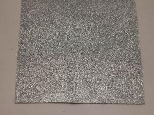 """Фоамиран """"глиттерный"""" Китай, толщина 2 мм, размер 20x30 см, цвет № Ф022 (1 уп = 10 листов)"""