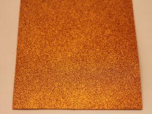 """`Фоамиран """"глиттерный"""" Китай, толщина 2 мм, размер 20x30 см, цвет № Ф019"""