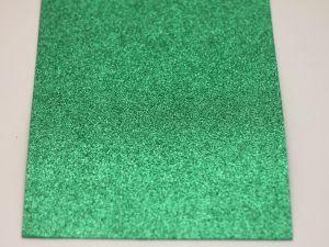 """`Фоамиран """"глиттерный"""" Китай, толщина 2 мм, размер 20x30 см, цвет № Ф021"""