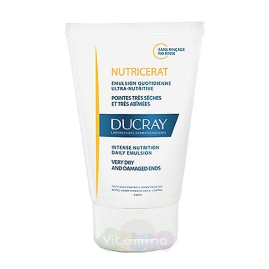 Ducray Nutricerat Эмульсия сверхпитательная для сухих кончиков волос, 100 мл
