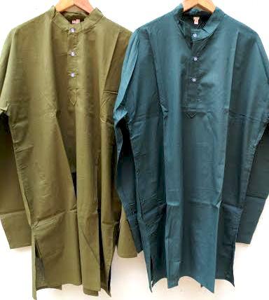 Мужские курты большого размера, пошив на заказ (отправка из Индии)