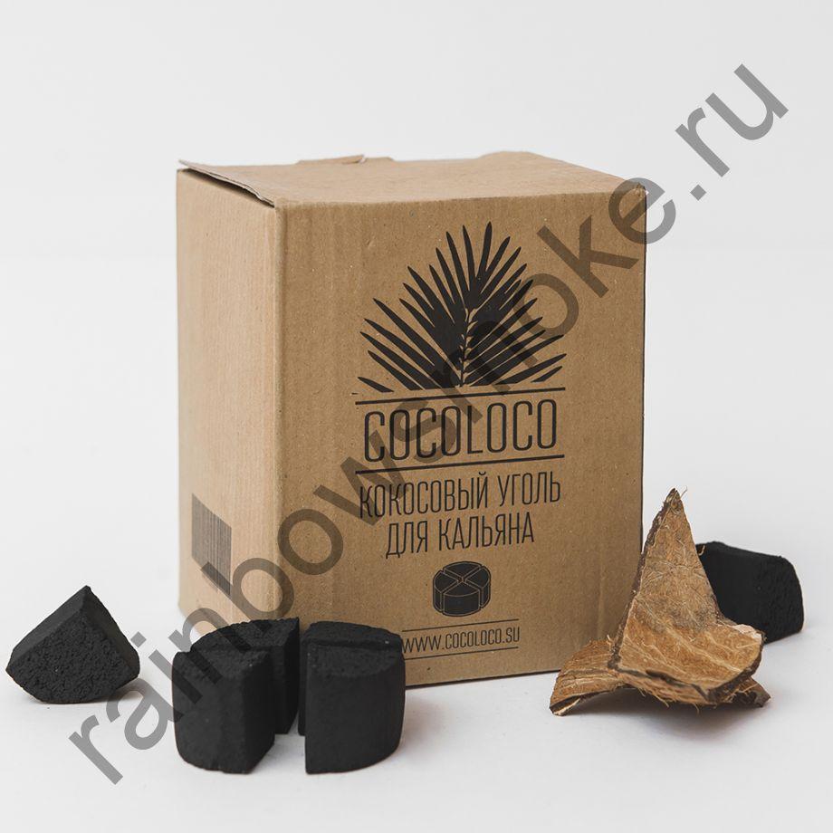 Уголь кокосовый для кальяна Cocoloco Kaloud  (1кг)