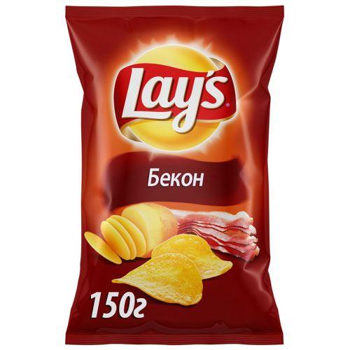 Çipsi Lays Bekon 150 gr