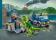 Конструктор Bela Dinosaur World Грузовик спасателей для перевозки раптора 10919 (Аналог LEGO Juniors Jurassic World 10757) 102 дет