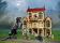 Конструктор Bela Dinosaur World Нападение индораптора в поместье Локвуд 10928 (Аналог LEGO Juniors Jurassic World 75930) 1046 дет