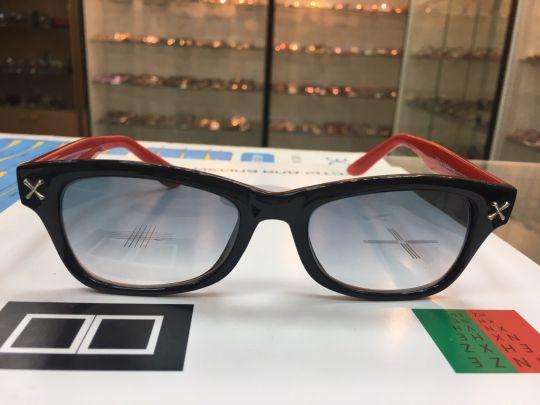 Готовые очки с медицинскими линзами Maksema J2081-5