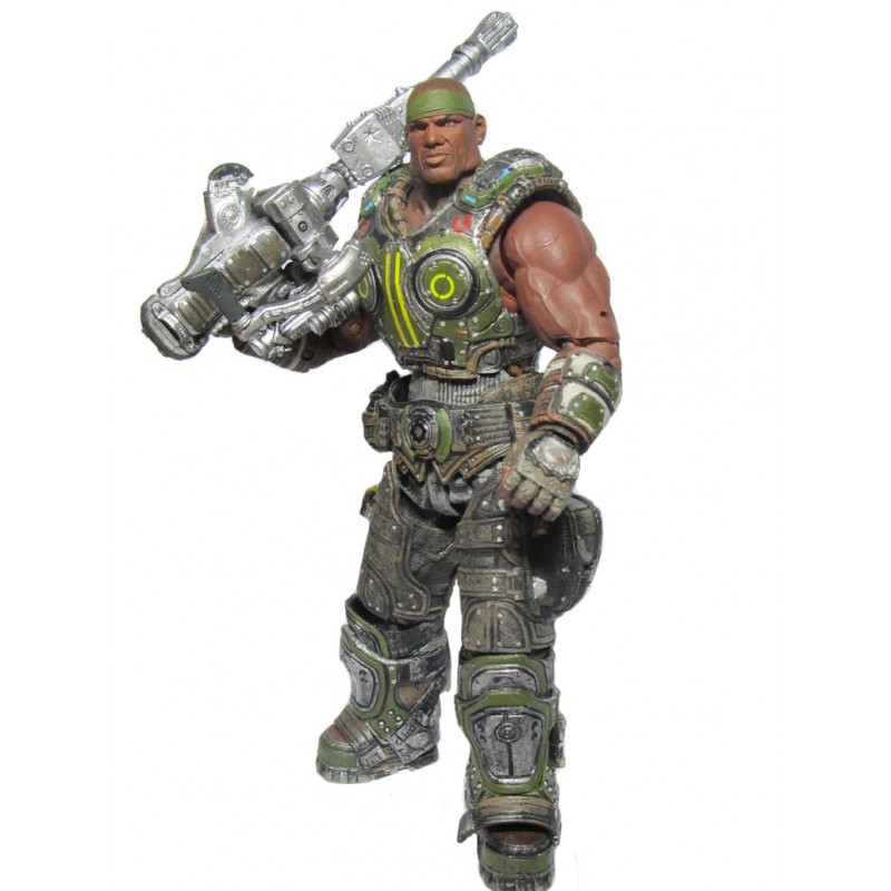 Фигурка Коул (Neca Gears of War 3 Series 2 Augustus Cole (One Shot)