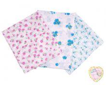 Пеленки для новорожденных C-PE600-SI (ситец 110х85)