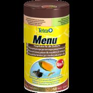 Tetra Menu 4 вида хлопьев (100 мл)