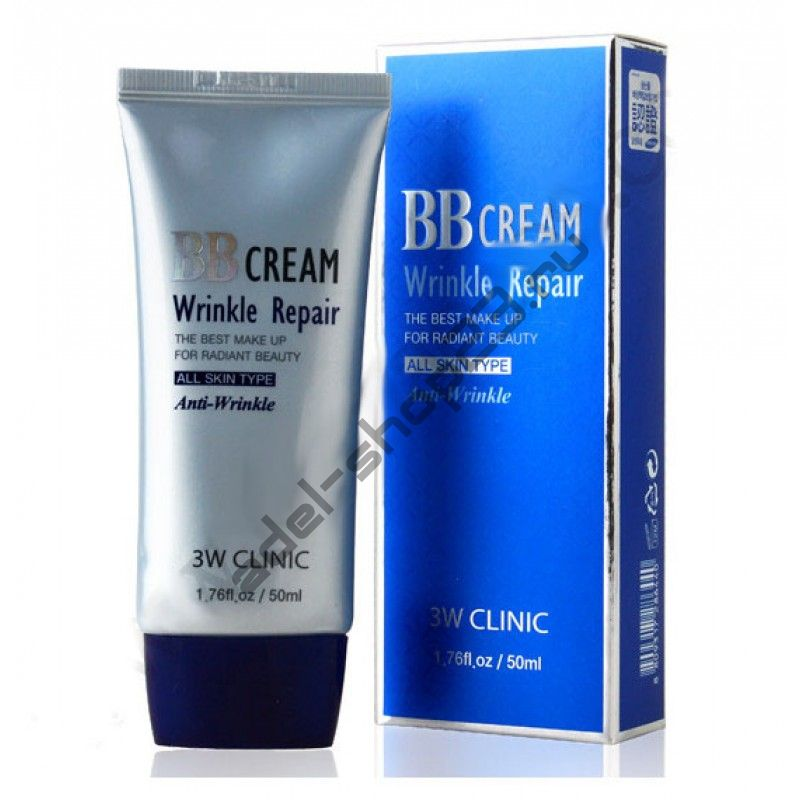 3W CLINIC - BB CREAM WRINKLE INTENSIVE