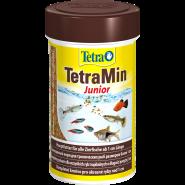 TetraMin Junior Корм для молоди декоративных рыб (100 мл)