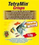 TetraMin Crisps Корм в виде чипсов для всех видов декоративных рыб (12 г)