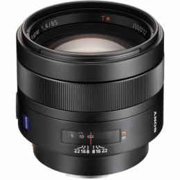 Объектив Sony Carl Zeiss Planar T*85mm f/1.4 ZA (SAL-85F14Z)