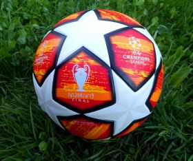 Мяч футбольный Champion league FINALE 19 MADRID TOP TRAINING 5