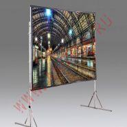 """Мобильный проекционный экран Draper Cinefold HDTV (9:16) 338/133"""" 165*295 XT1000V"""