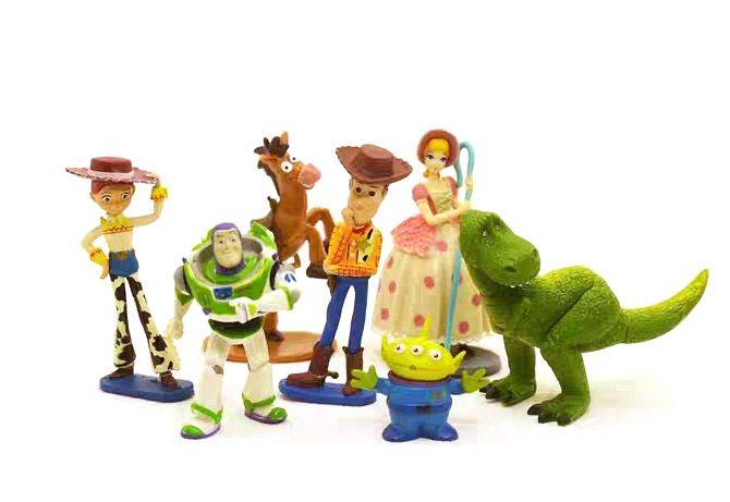 Набор фигурок История игрушек Toy Story