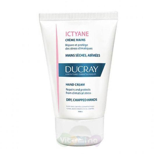 Ducray Ictyane Крем для рук, 50 мл