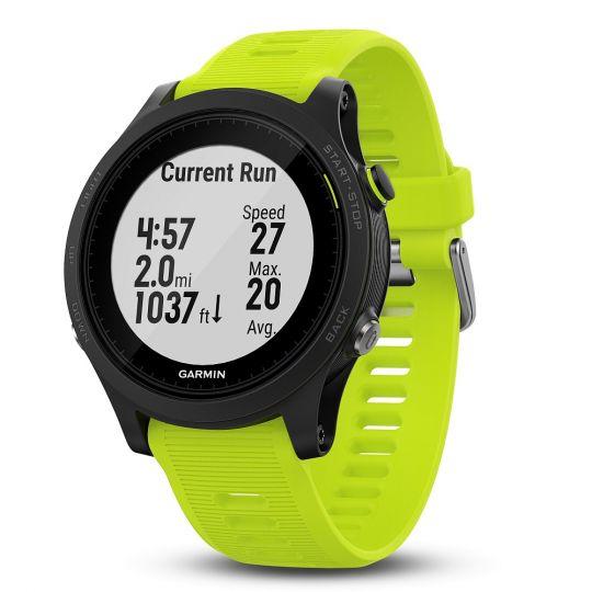 Часы Garmin Forerunner 935 с пульсометром HRM-Tri